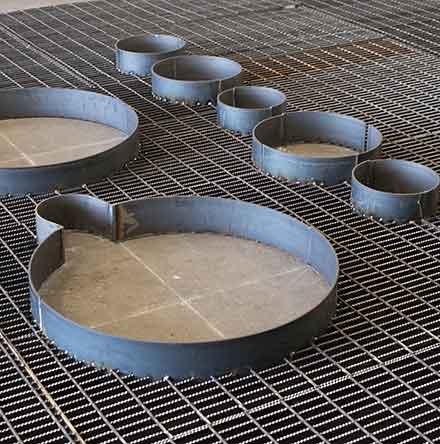 Grating Fabrication - Sisk Gratings, Inc.
