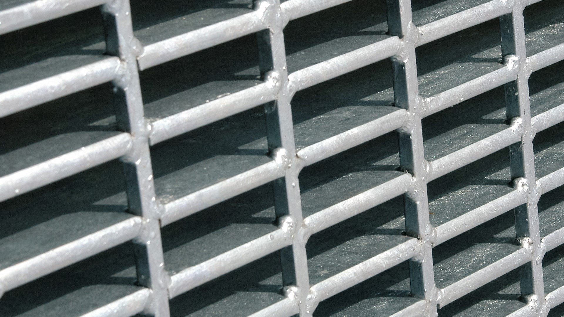 Heavy Duty Grating